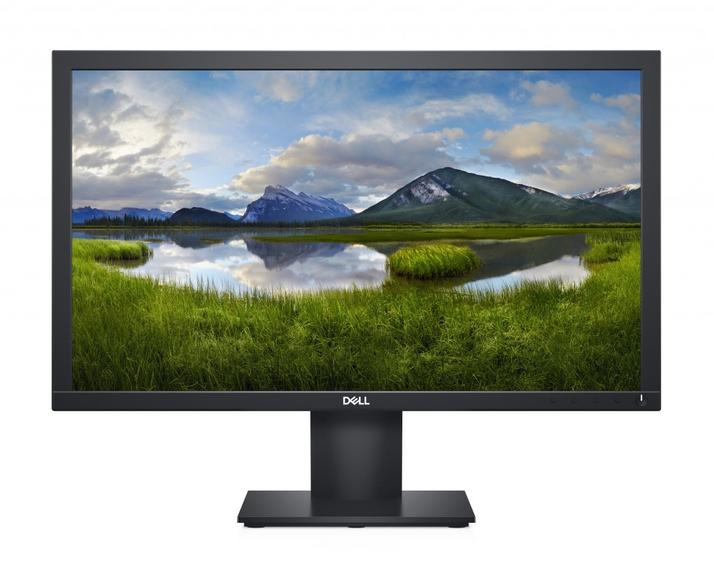 "DELL E Series E2221HN 54,6 cm (21.5"") 1920 x 1080 pikslit Full HD LCD Must"