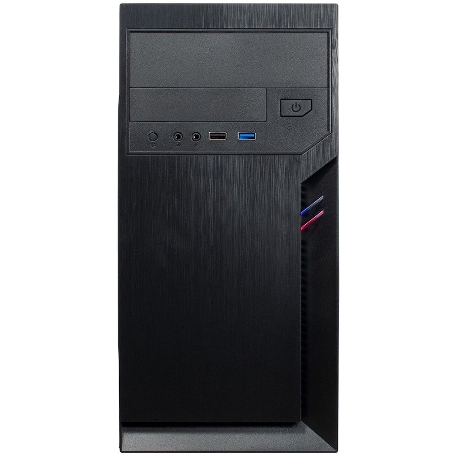 Chassis INTER-TECH IT-6502 Romea, 1x USB 3.0, 1x USB 2.0, PSU optional
