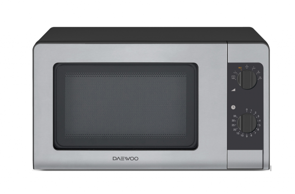 Winia Microwave oven KOR-6647W Free standing, 700 W, Stainless steel/Black, 20 L
