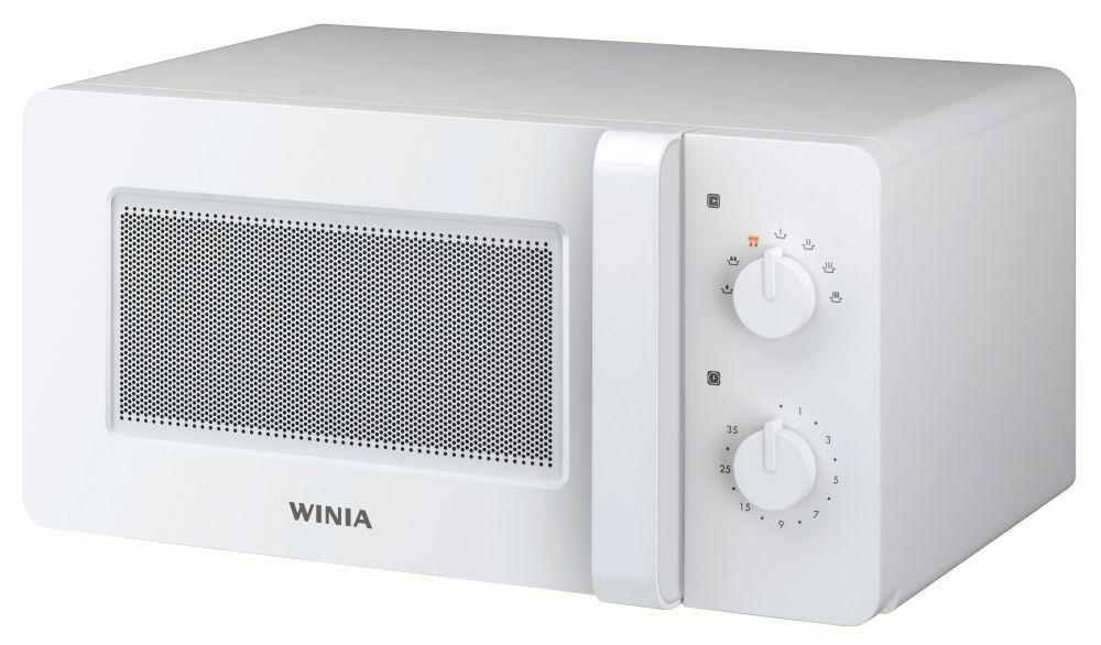 Winia Microwave oven KOR-5A67WW Free standing, 500 W, White