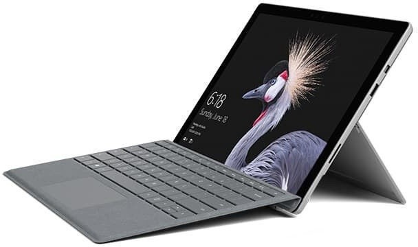 "Microsoft Surface Pro 7 Platinum, 12.3 "", Touchscreen, 2736 x 1824 pixels, Intel Core i5, i5-1035G4, 8 GB, LPDDR4x, SSD 128 GB, Intel Iris Plus, No ODD, Windows 10 Home, 802.11ax, Bluetooth version 5.0, Warranty 24 month(s)"