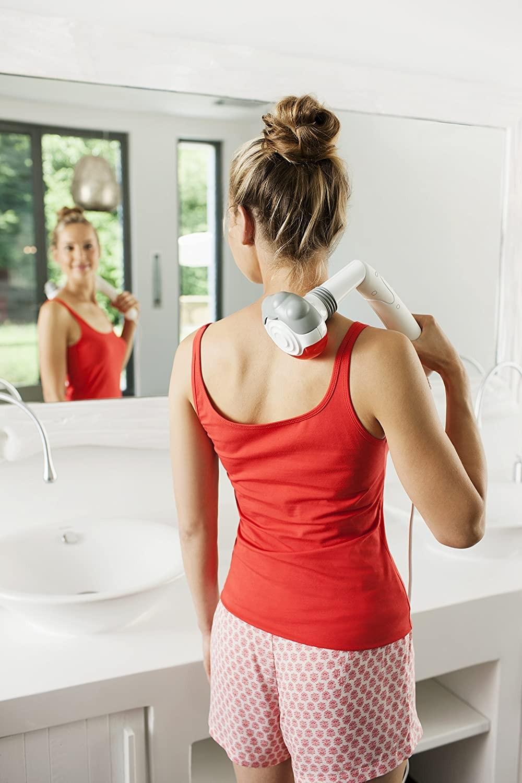 Medisana Handheld Vibration Massager HM 886 Muscle Massager, White