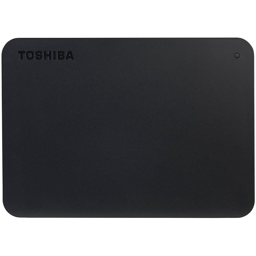 TOSHIBA external HDD CANVIO Basics (2.5''/6.63cm, 500GB, USB 3.0)