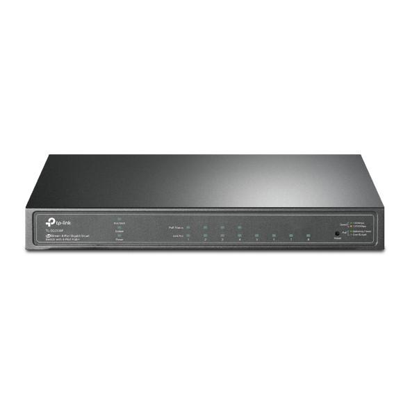 TP-LINK JetStream 8-Port Gigabit Switch