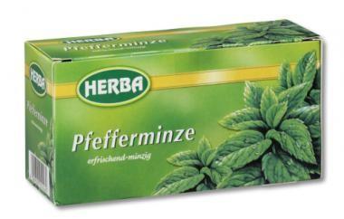 Piparmünditee HERBA 20 tk x 1,5 g
