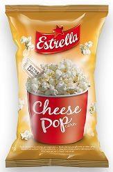 Mikropopkorn ESTRELLA  juustumaitseline, 90g
