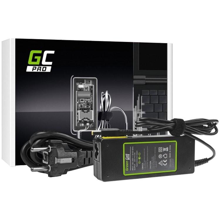 AC adapter Green Cell PRO 20V 4.5A 90W for Lenovo G500s G505s G510 G510s Z500 Z510 Z710 Z51 Z51-70 ThinkPad X1 Carbon