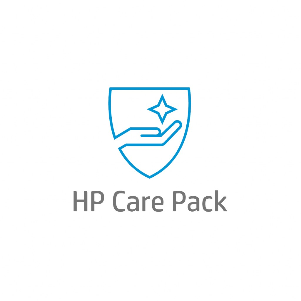 HP 3 year Standard Exchange Service for Laser 10x and 13x MFP