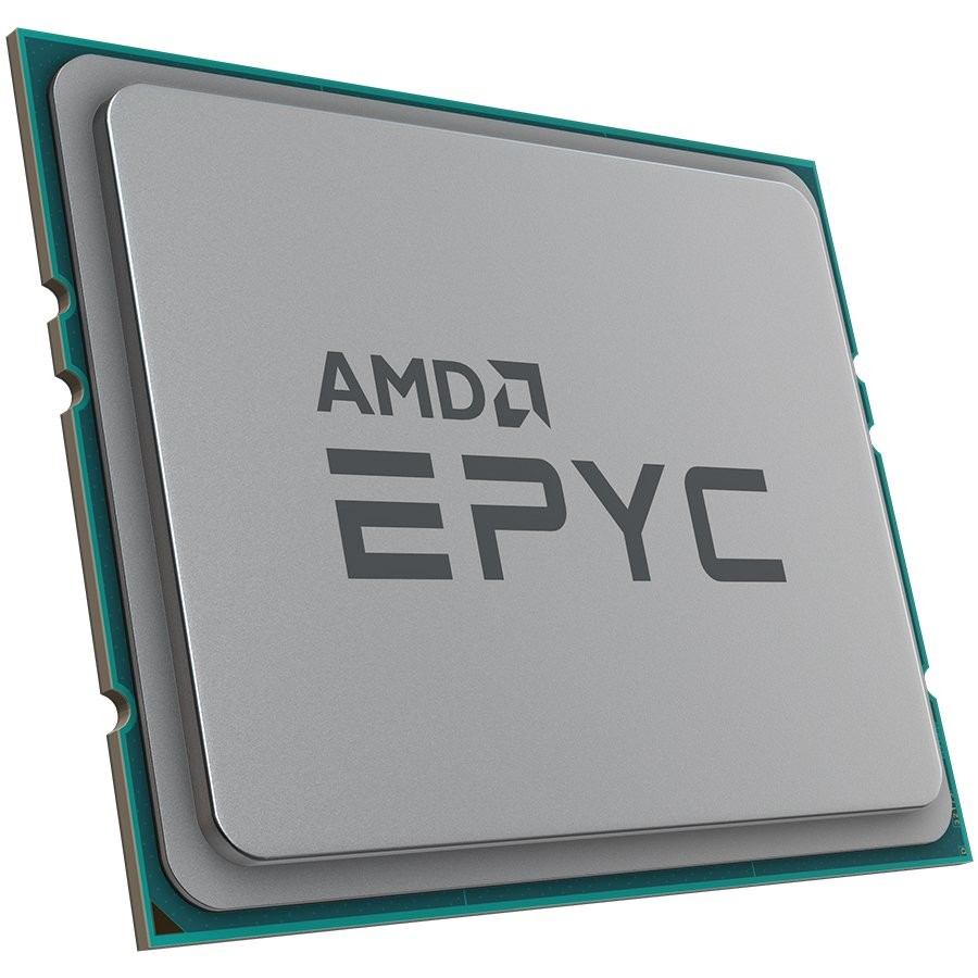 AMD CPU EPYC 7002 Series 32C/64T Model 7502 (2.5/3.35GHz Max Boost,128MB, 180W, SP3) Tray