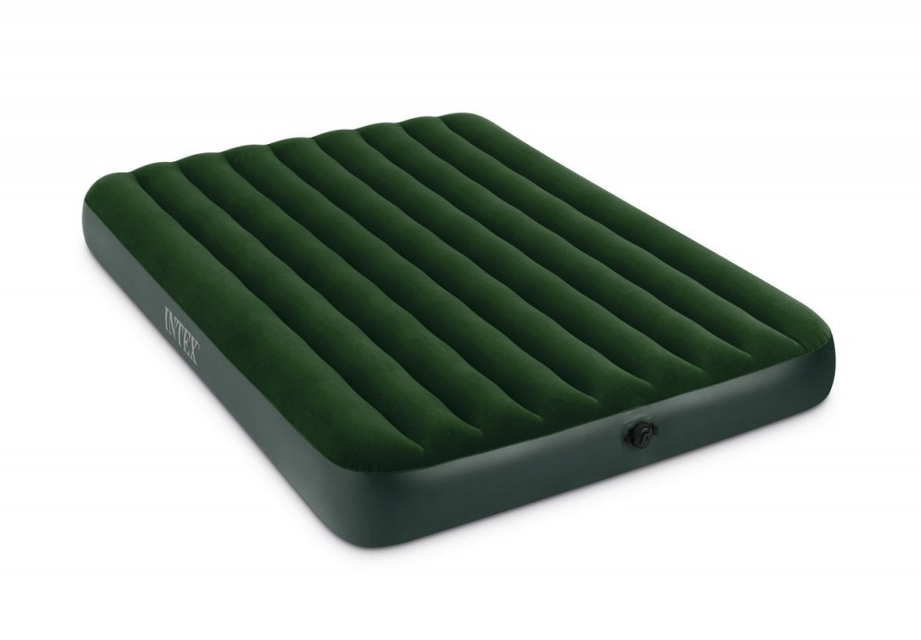 Intex Queen Prestige Downy Airbed 66969 Green
