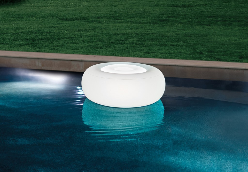 Intex LED Ottoman Light