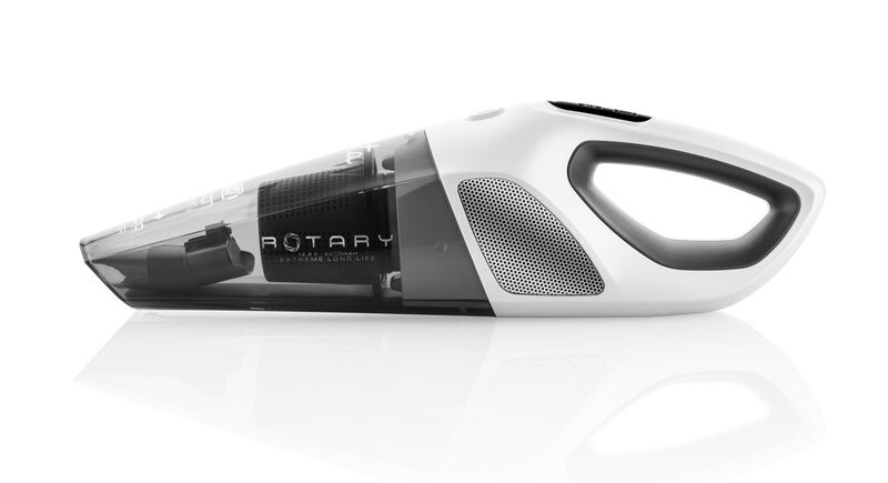 ETA Vacuum cleaner Rotary ETA142590000 Cordless operating, Handheld, 14.4 V, Operating time (max) 25 min, White, Warranty 24 month(s), Battery warranty 6 month(s)