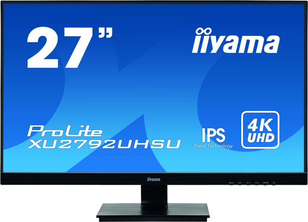 IIYAMA XU2792UHSU-B1 27in WIDE LCD
