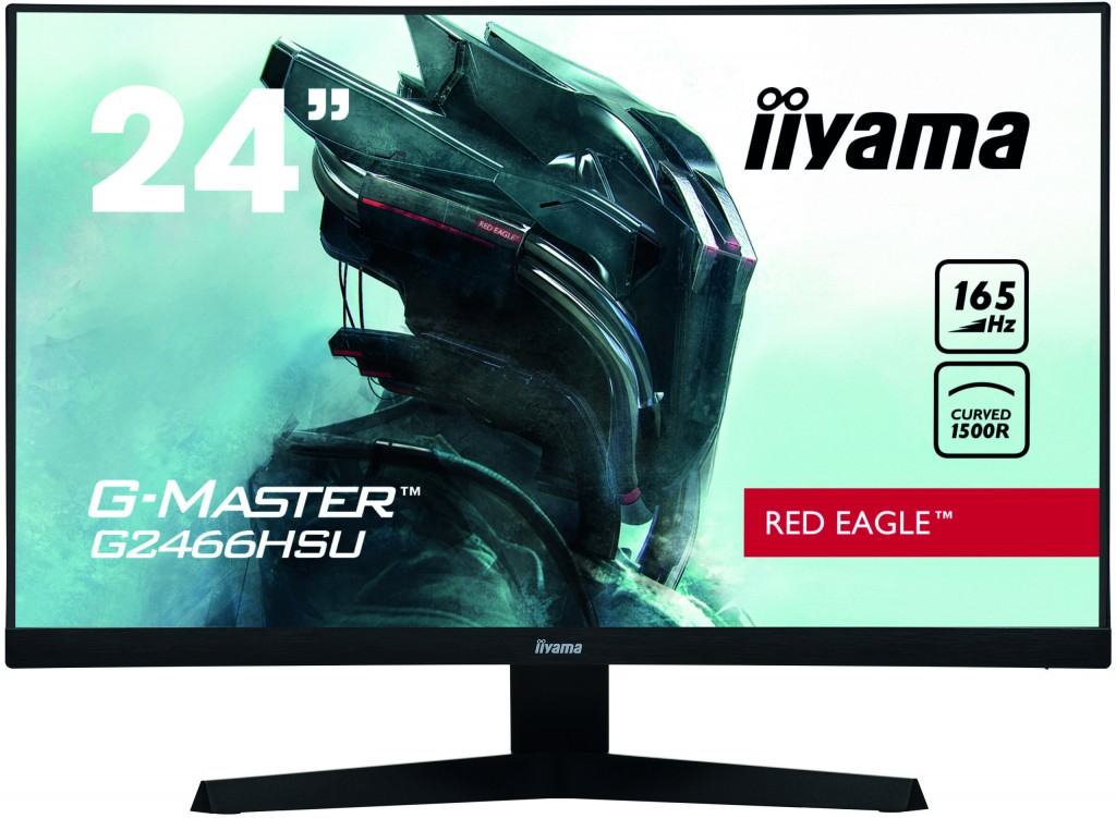 IIYAMA G-MASTER G2466HSU-B1 24inch