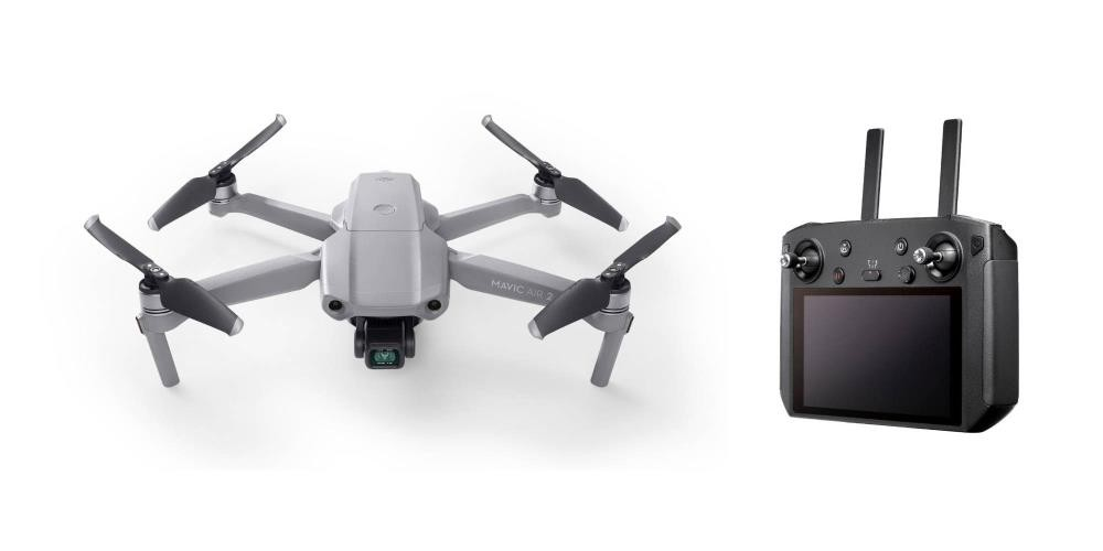 Drone|DJI|Mavic Air 2 Fly More Combo Smart Controller|Consumer|CP.MA.00000289.01