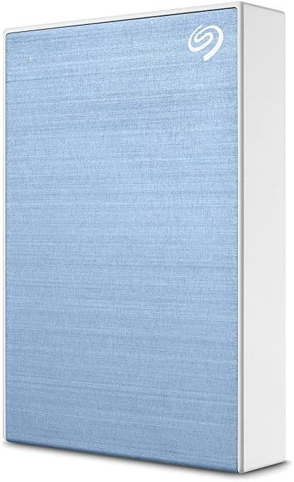 Seagate One Touch väline kõvaketas 1000 GB Sinine