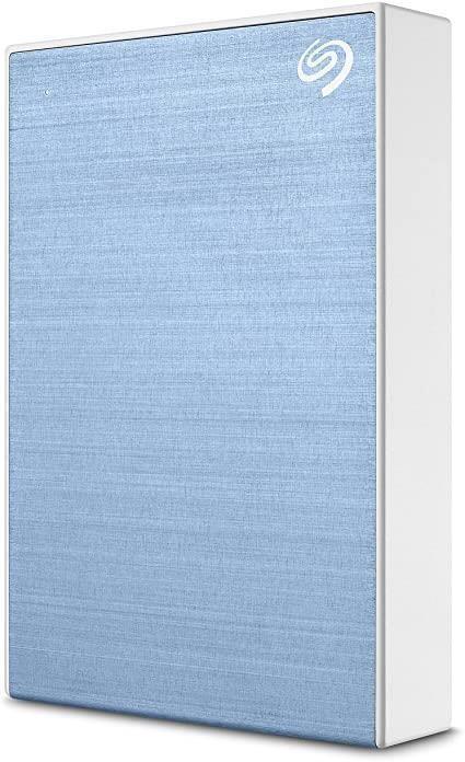 Seagate One Touch väline kõvaketas 4000 GB Sinine
