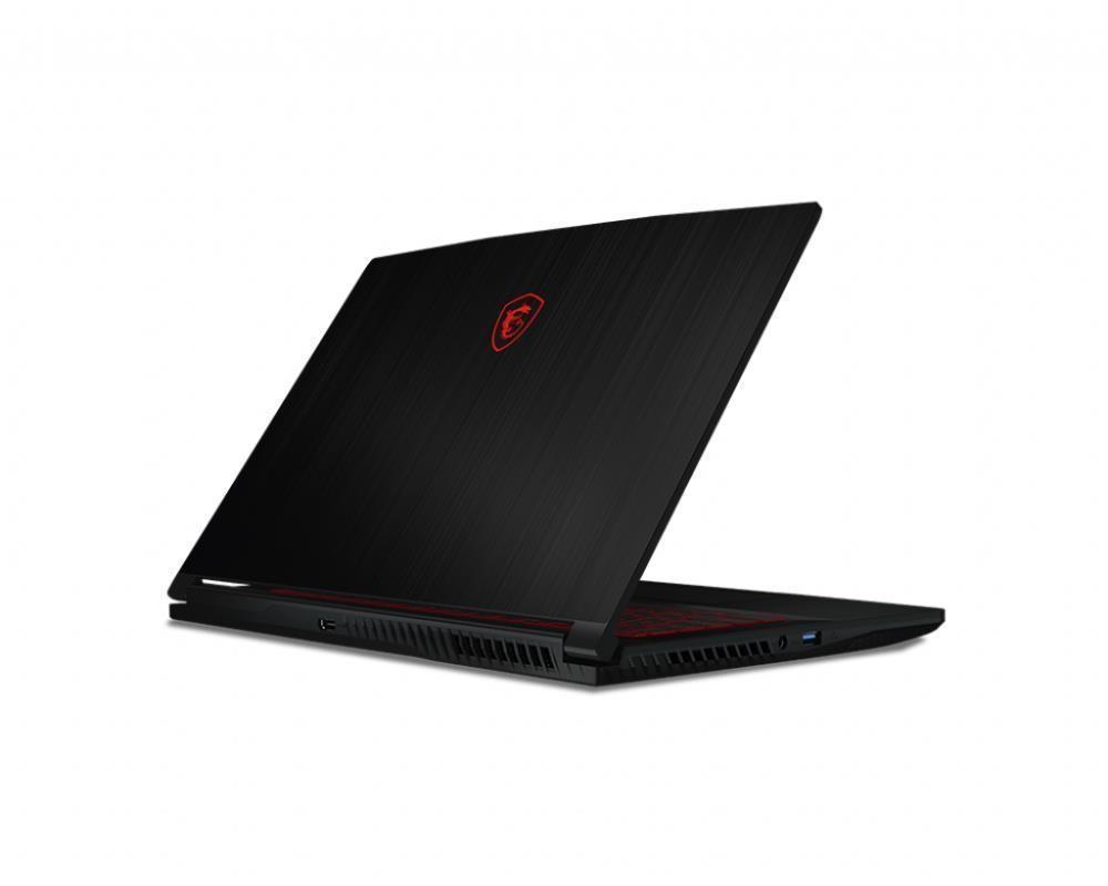"Notebook|MSI|GF63 Thin 10SCSR|CPU i5-10300H|2500 MHz|15.6""|1920x1080|RAM 8GB|DDR4|2667 MHz|SSD 512GB|NVIDIA GeForce GTX GTX 1650 Ti MAXQ|4GB|ENG|Windows 10 Home|Black|1.86 kg|GF6310SCSR-1240NL"