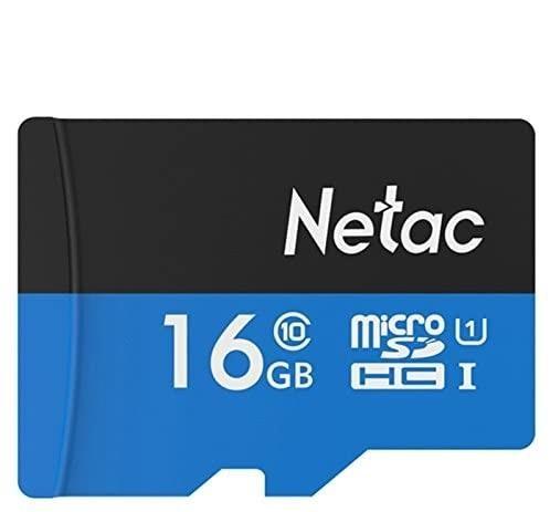 MEMORY MICRO SDHC 16GB UHS-I/W/A NT02P500STN-016G-R NETAC