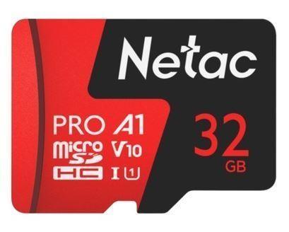 MEMORY MICRO SDHC 32GB UHS-I/NT02P500PRO-032G-S NETAC