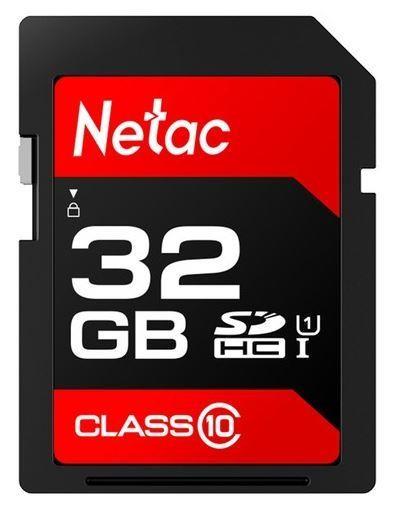 MEMORY SDHC 32GB UHS-I/NT02P600STN-032G-R NETAC