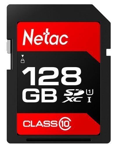 MEMORY SDXC 128GB UHS-I/NT02P600STN-128G-R NETAC