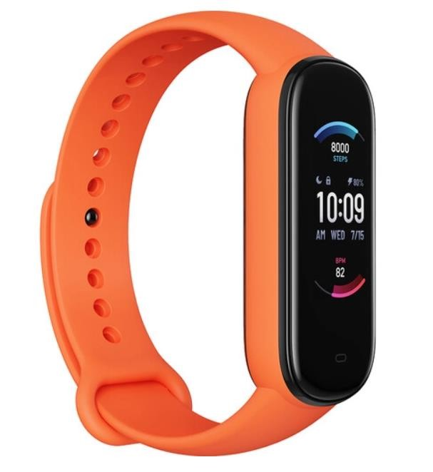 SMARTBAND AMAZFIT BAND 5/A2005 ORANGE HUAMI