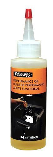 SHREDDER ACC OIL/120ML 3505006 FELLOWES