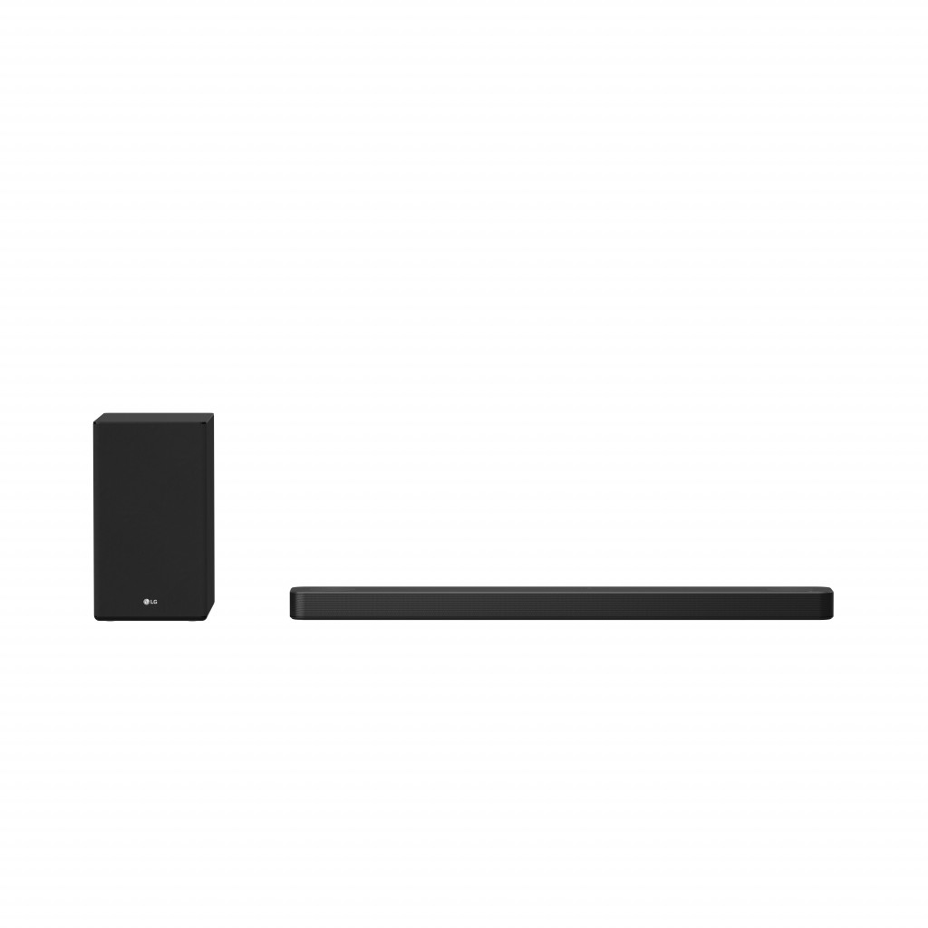 LG SN8Y heliribakõlar Must 3.1.2 kanalid 440 W