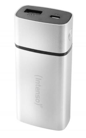 POWER BANK USB 5200MAH/SILVER 7323521 INTENSO