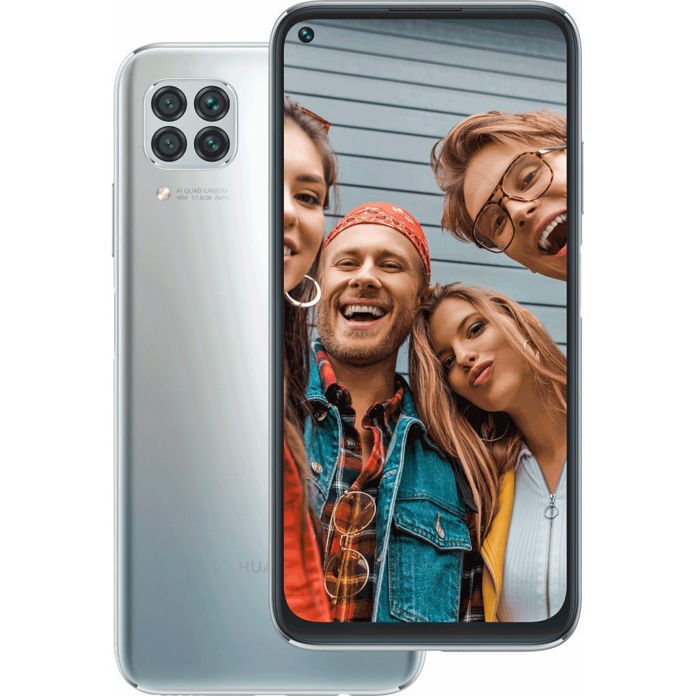 MOBILE PHONE P40 LITE/SKYLINE GRAY HUAWEI
