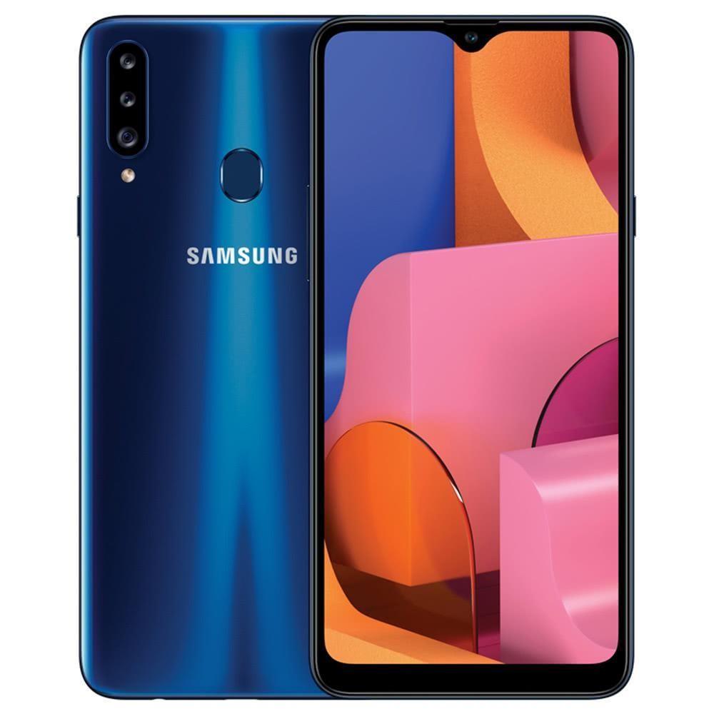 MOBILE PHONE GALAXY A20S 32GB/BLUE SM-A207FZBD SAMSUNG