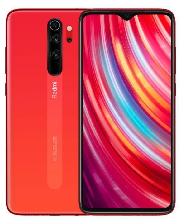 MOBILE PHONE REDMI NOTE 8 PRO/64GB ORANGE MZB07WOEU XIAOMI