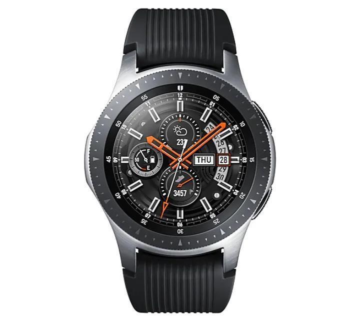 "Samsung Galaxy Watch 3,3 cm (1.3"") 46 mm AMOLED Hõbe GPS (satelliit)"
