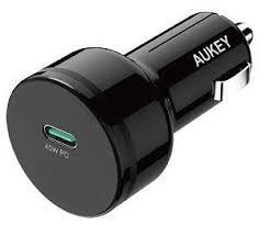 MOBILE CHARGER CAR CC-Y13/USB-C LLTSN1003168B AUKEY