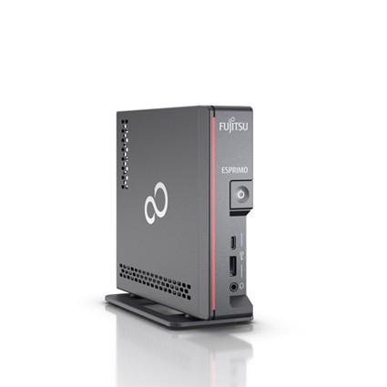 Fujitsu ESPRIMO G9010 DDR3L-SDRAM i5-10500T UCFF 10th gen Intel® Core™ i5 8 GB 256 GB SSD Windows 10 Pro Mini PC Must