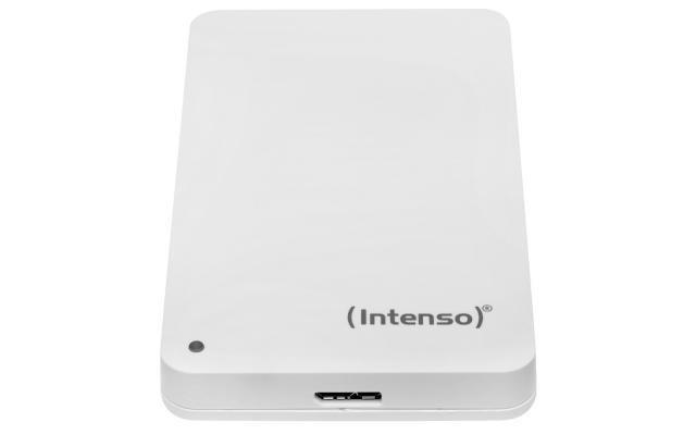 External HDD|INTENSO|Memory Case|1TB|USB 3.0|Colour White|6021561
