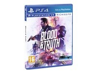 SONY PS4 Game: Blood & Truth