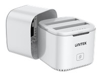 UNITEK S1105A DOCK STATION 2x SSD/HDD