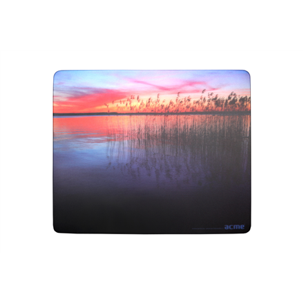 Acme Plastic Mouse Pad, canyon