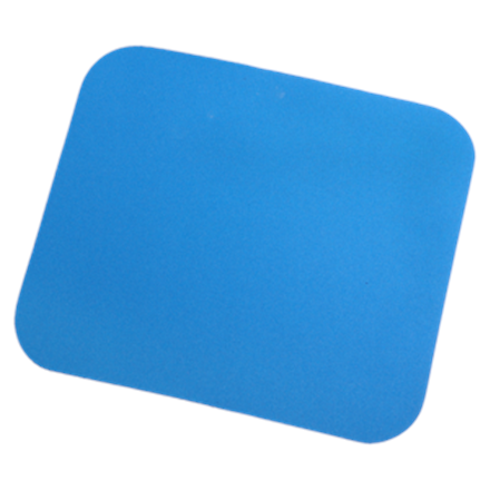 Logilink Mousepad Blue, 220 x 250 mm