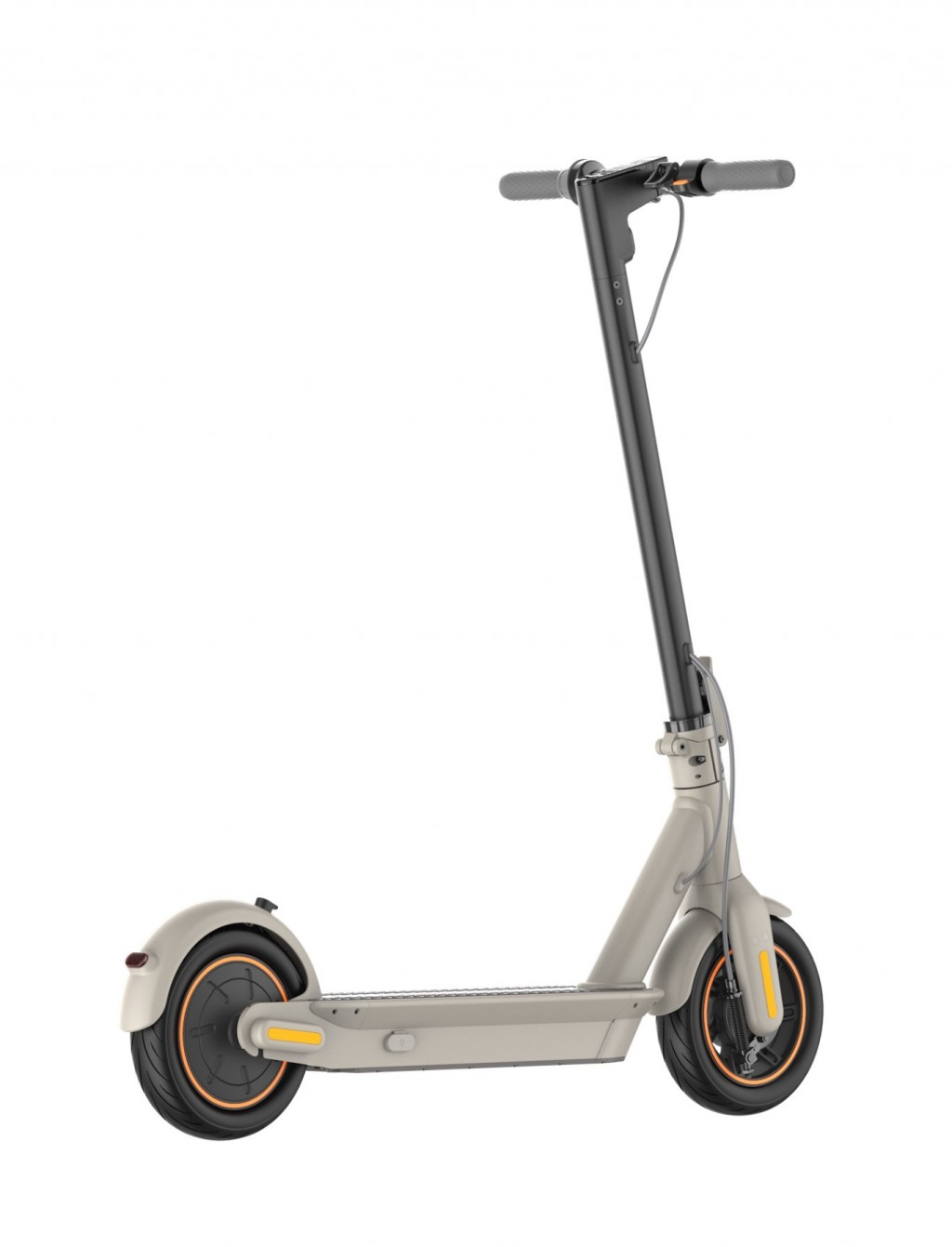 """Segway Ninebot KickScooter MAX G30LE, Electric scooter, 350 W, 10 """", Grey, 24 month(s)"""