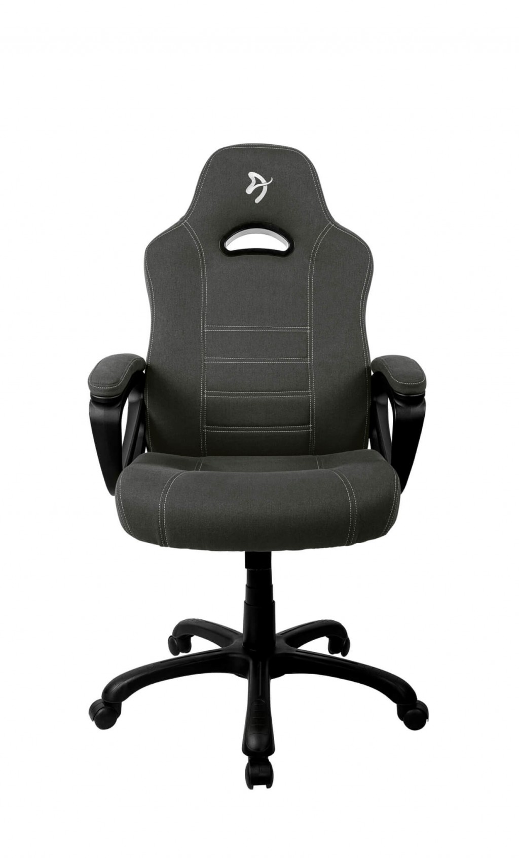 Arozzi Gaming Chair, Enzo Woven Fabric, Black