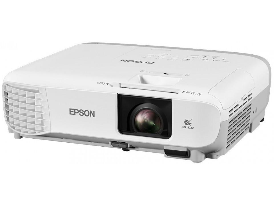 Epson 3LCD projector EB-X49 XGA (1024x768), 3600 ANSI lumens, White