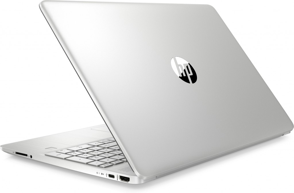 "HP 15s-fq1008nd Silver, 15.6 "", Full HD, 1920 x 1080, Matt, Intel Core i3, i3-1005G1, 4 GB, DDR4, SSD 128 GB, Intel UHD, No Optical drive, Windows 10 Home in S mode, 802.11ac, Bluetooth version 4.2, Keyboard language English, Warranty 12 month(s)"