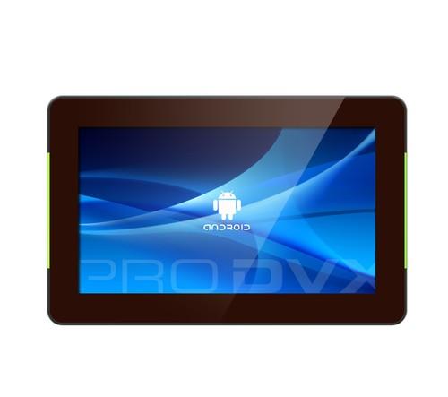 "ProDVX APPC-7XPL 7"" Android Panel PC PoE LED/1024x600/240ca/Cortex A53 Octa Core RK3368H/2GB/16GB eMMC Flash/Android 8/RJ45+WiFi/VESA/Black"