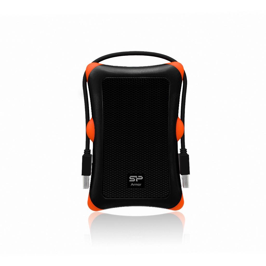 "Silicon Power Armor A30 2TB 2.5 "", USB 3.1, Black"