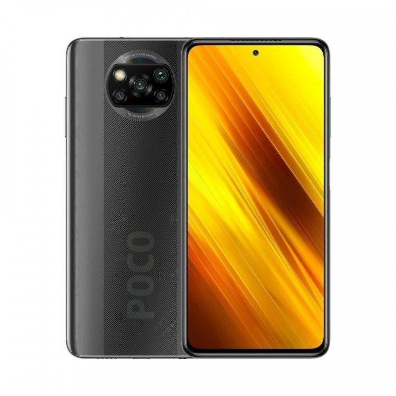 MOBILE PHONE POCO X3/64GB GREY MZB07TBEU XIAOMI