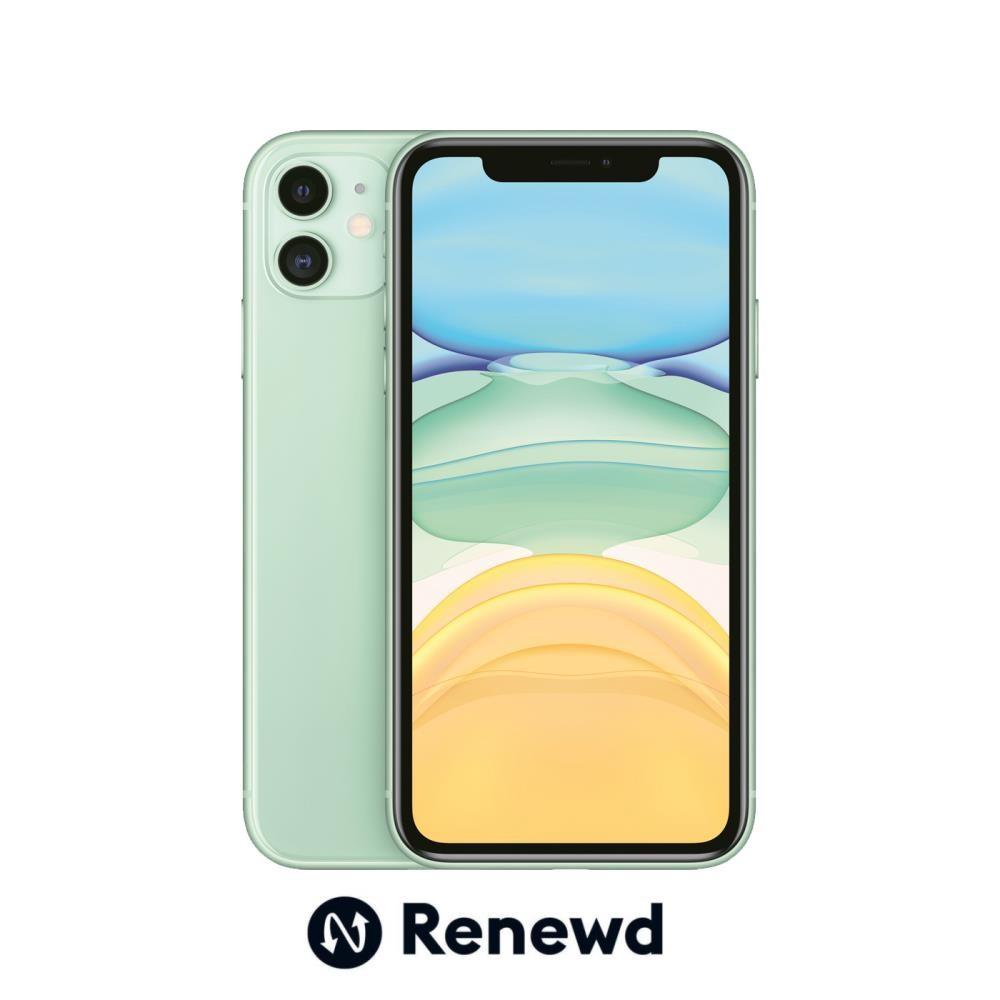 MOBILE PHONE IPHONE 11 64GB/GREEN RND-P14864 APPLE RENEWD