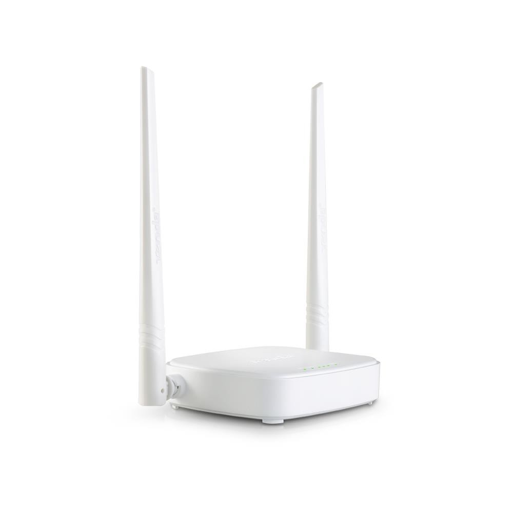 Wireless Router|TENDA|Wireless Router|300 Mbps|IEEE 802.3|IEEE 802.3u|IEEE 802.11b|IEEE 802.11g|IEEE 802.11n|1 WAN|3x10/100M|Number of antennas 2|N301